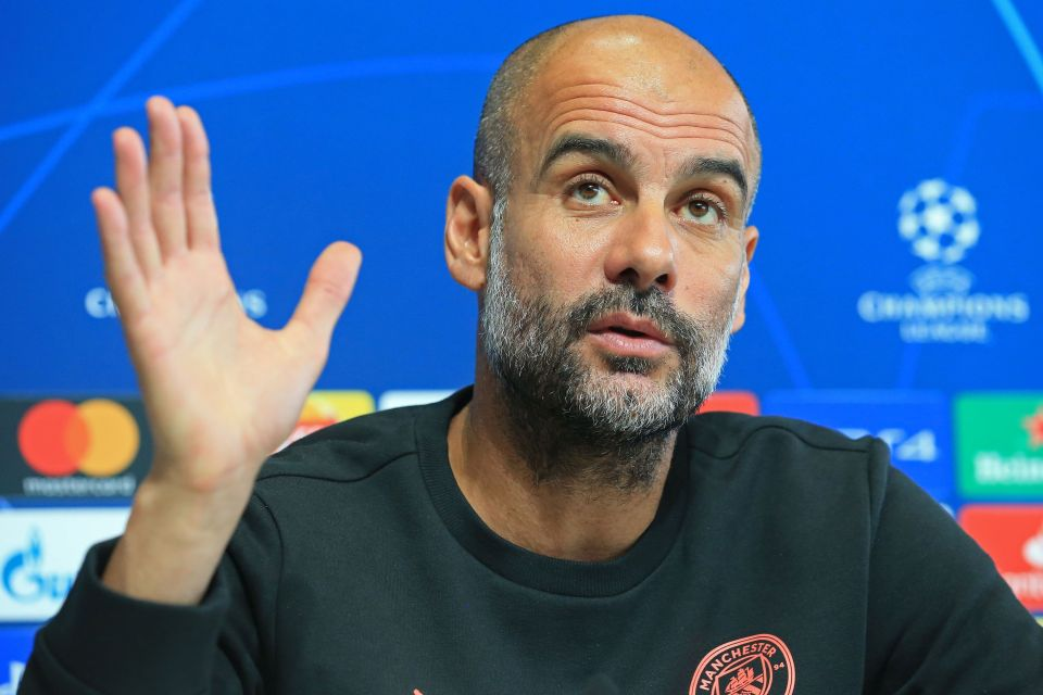 Manchester City Manager, Pep Guardiola Accepts Pay Cut