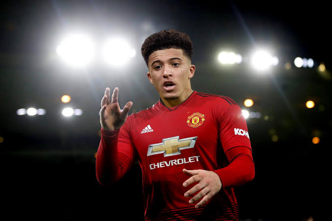 Manchester United To Finalizes Jadon Sancho Deal With Borussia Dortmund
