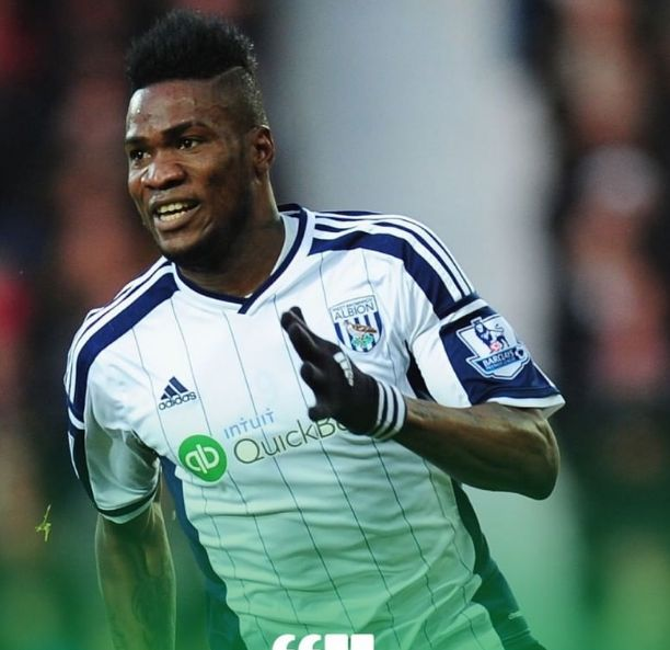 Brown Ideye Reveals Why He Choose Not To Wear Shirt Number 9