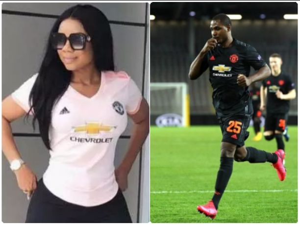 Odion Ighalo was my classmate, i knew he'll make it, twitter user reacts after Ighalo's mansion spotted on social media