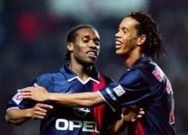 Jay-Jay Okocha is one of the best footballers I've ever seen, I'll pick him ahead of Ronaldinho - Nigeria Legend