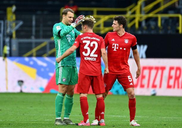 Borussia Dortmund 0-1 Bayern Munich, Joshua Kimmich Send Bayern 7 points clear