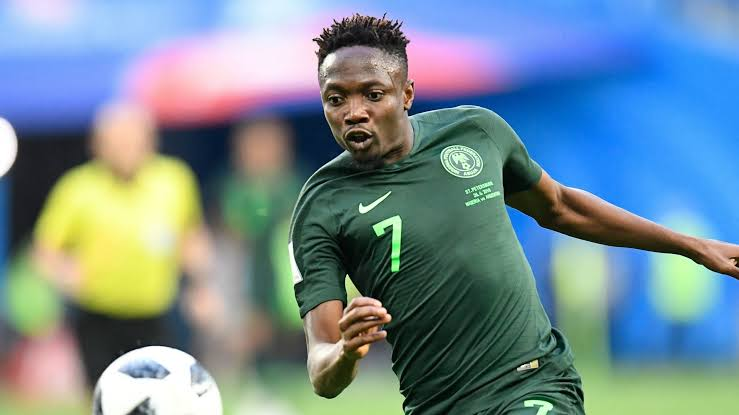 Ahmed Musa Sets For England Loan Move From Saudi Arabia