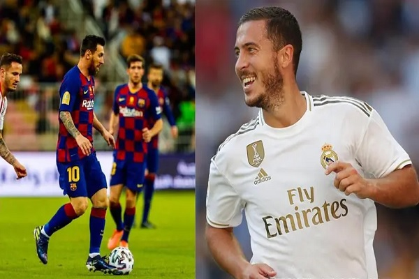 La Liga: Lionel Messi, Griezmann, Eden Hazard, Benzema, others undergo COVID-19 tests