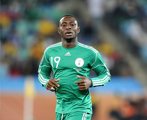 'I got injured in 2010 World Cup playing for Nigeria, no one called me' - Chinedu Obasi