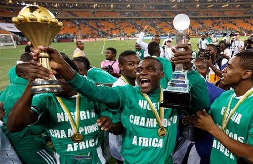 Winning AFCON Was a Great Feeling at that Moment - Emenike