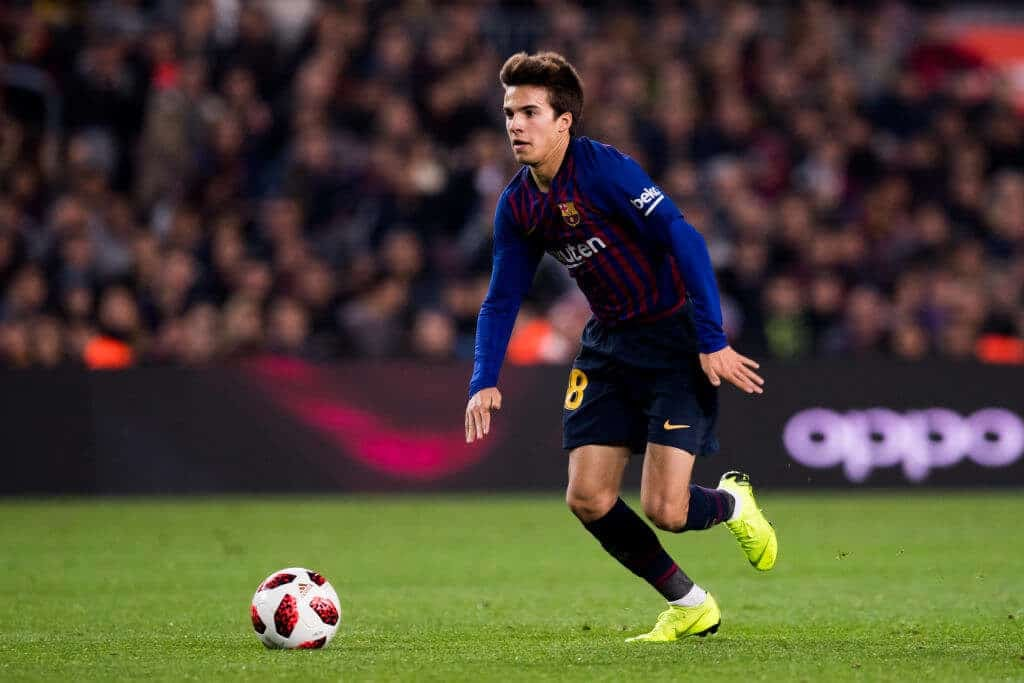 Riqui Puig: will be every other mystery weapon for Barcelona midfield