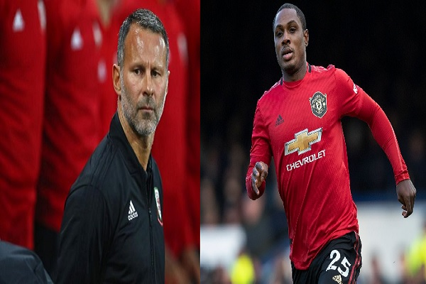 Ryan Giggs Reveals Why Odion Ighalo Is Different From Other Manchester United Strikers