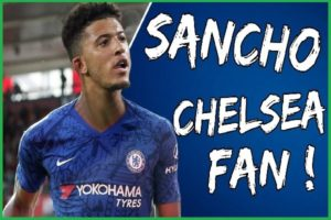 Chelsea Beats Manchester United, Liverpool To Sign Jadon Sancho From Borussia Dortmund