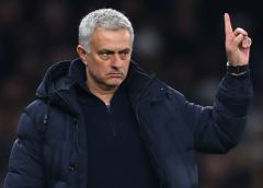 Tottenham releases name of manager to replace Jose Mourinho after been sacked