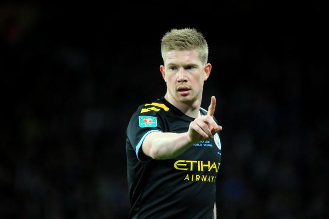 Kevin De Bruyne Sets To Move To Real Madrid, Barcelona If Man City Fails To Ratify UEFA Ban