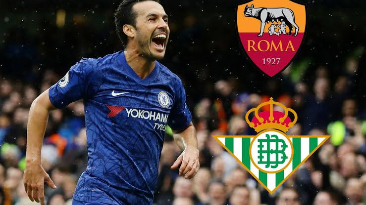Real Betis To Sign Chelsea Winger, Pedro This Summer Transfer Window