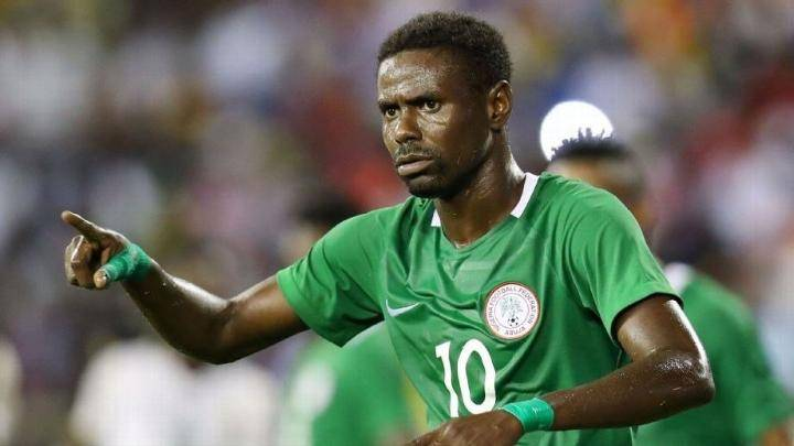 Meet 40-year-old Super Eagles Defender, Rabiu Ali Who Is Still Playing Active Football