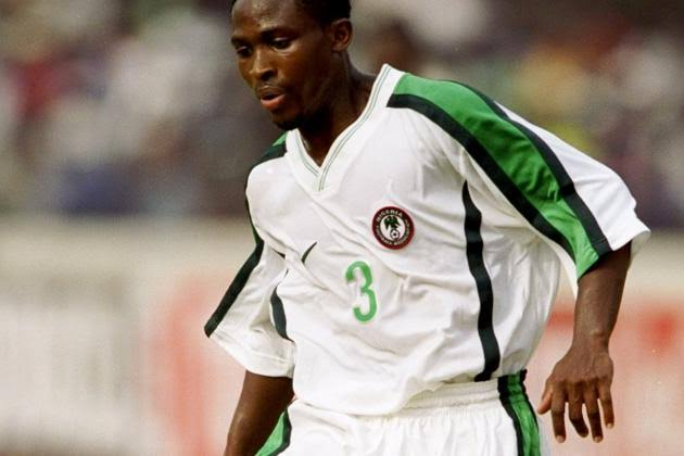 Ifeanyi Udeze reveals why Yakubu, Agali, Babayaro were kicked out of super eagles squad in 2004 AFCON