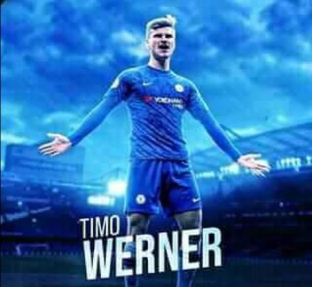 Done Deal: Chelsea Officially Announces Signing Of Timo Werner From Leipzig, Fans Jubilates As Blues Completed Timo Werner Deal