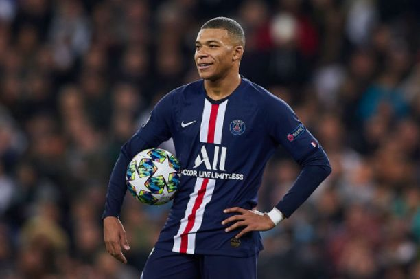 Kylian Mbappe named 2020 Most Valuable Player in the world