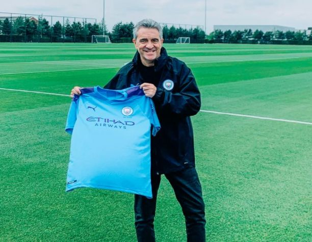 Manchester City Signed New Coaching Screw, Juanma Lillo
