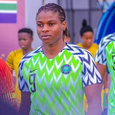 Oparanozie reveals how she lost her voice after Falcons broke 20 years World Cup jinx