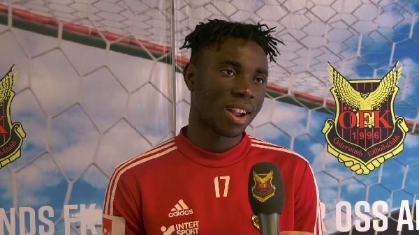 Club Brugge keen on signing Nigerian striker Jordan Attah Kadiri