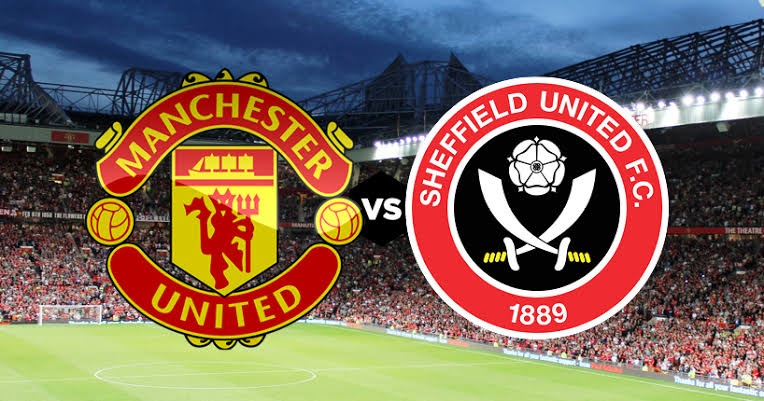 Manchester United vs Sheffield United Live Streaming and Starting XI Lineup