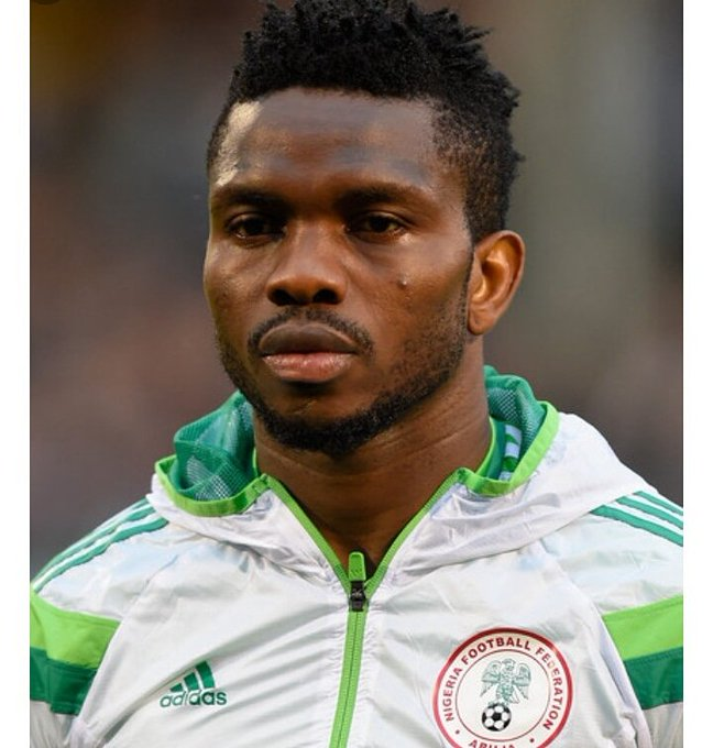 Joseph Yobo takes part in first Super Eagles technical crew meeting