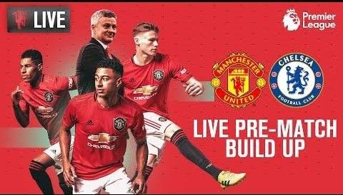 Manchester United vs Chelsea Live Streaming, Kick-Off Time, Team News, H2H