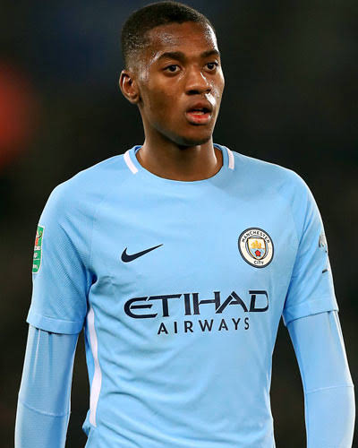 Manchester City defender Tosin Adarabioto set to switch allegiance to Nigerian