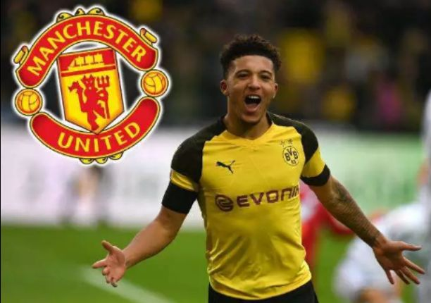 Manchester United set to finalises Jadon Sancho deal