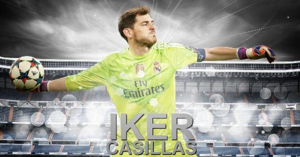 Real Madrid goalkeeper, Iker Casillas retires from football