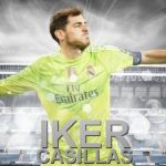 Real Madrid goalkeeper, Iker Casillas retires from football