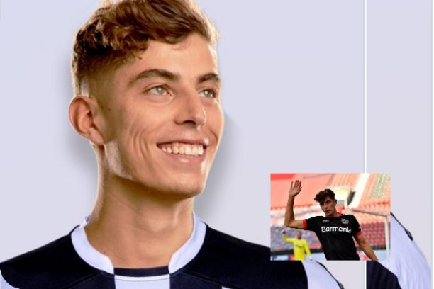 Heracles Almelo announces signing of Bayer Leverkusen star Kai Havertz