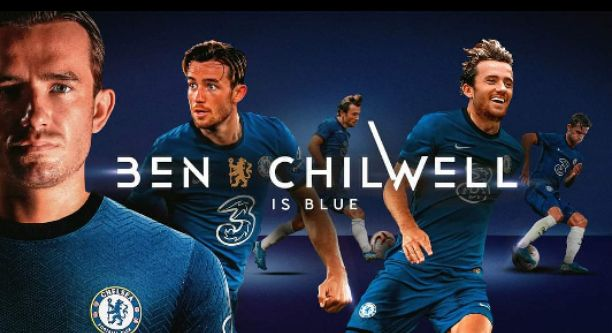 Chelsea confirmed Ben Chiwell completed signing
