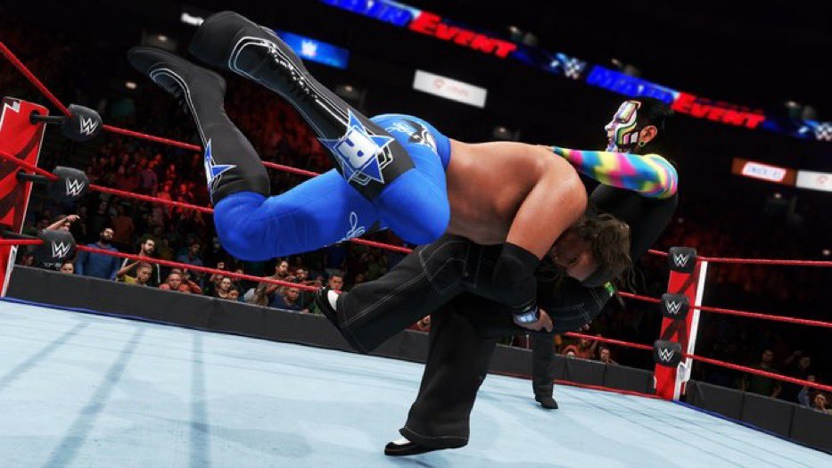 WWE 2K20 Apk PPSSPP Iso File Free Download For Android