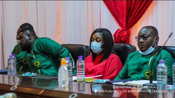 Asante Kotoko SC's CEO, Yaw Amponsah confirms partnership done deal with Premier League side