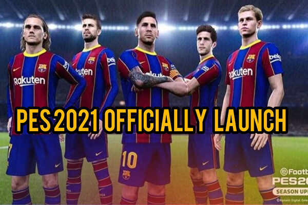 New eFootball PES 2021 FC Barcelona Edition Officially Released