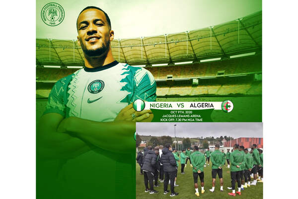 Nigeria vs Algeria Live Streaming, Kick Off Time, Team News, Lineup and TV Channel