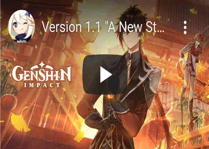 Download Genshin Impact APK, OBB on Android