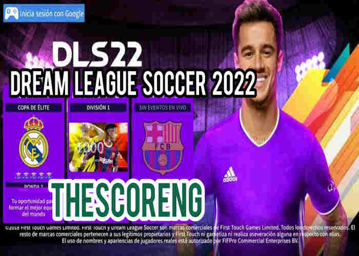 Download Dream League Soccer 2022 Mod APK - DLS 22 Unlimited Coins For Android & PC