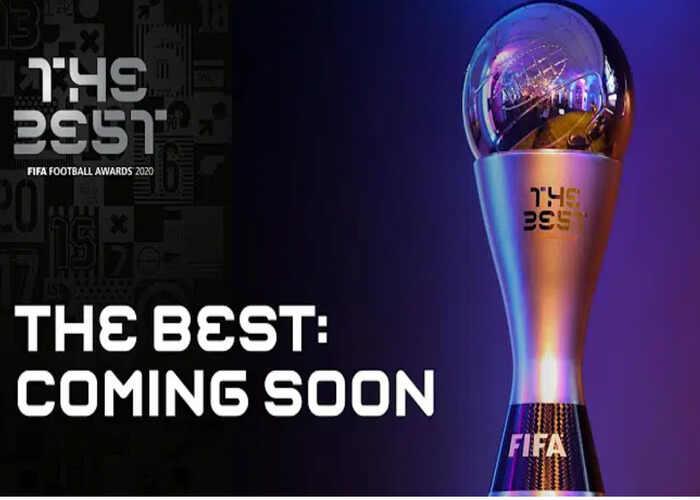 Final shortlist for the Best FIFA Football Awards 2020 announced