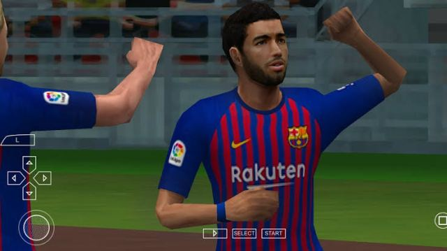 Download PES 2022 PPSSPP, PES 2022 PSP Iso File