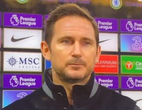 Frank Lampard receives sack message over 3-1 lost to Man City