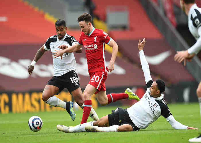 Liverpool 0-1 Fulham: See what Reds display on screen while losing to Fulham at Anfield
