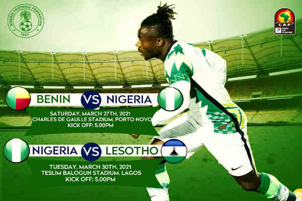 18 Players Arrived in Super Eagles Camp For AFCON Qualifiers