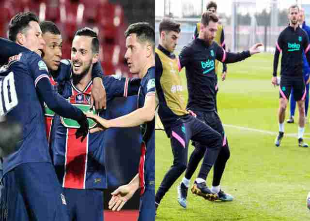 PSG vs Barcelona Prediction And Where To Watch Champions League Live