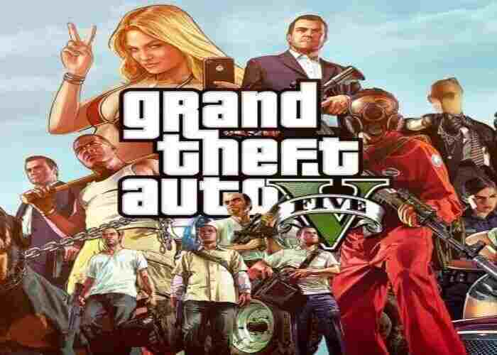 How to Download and Install GTA 5 PPSSPP ISO File Highly Compressed