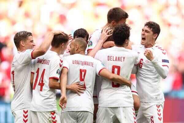 Denmark beats Wales 4-0 to seal quarter-final ticket