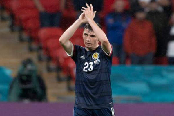 Billy Gilmour tests positive for Covid-19, miss Euro 20 Scotland Croatia clash