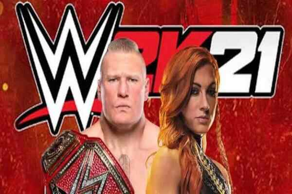 Download WWE 2K21 Apk PPSSPP Iso File For Android
