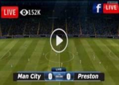 Where to watch Manchester City vs Preston Live Stream of Pre-Season friendly