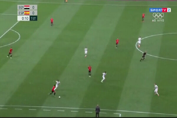 Egypt (Oly) vs Spain (Oly) Live Stream, TV Channel and score